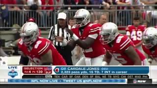2016 NFL Draft Rd 4 Pk 139 | Buffalo Bills Select QB Cardale Jones