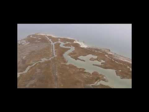 Holland Island Drone video 2018 Chesapeake Bay