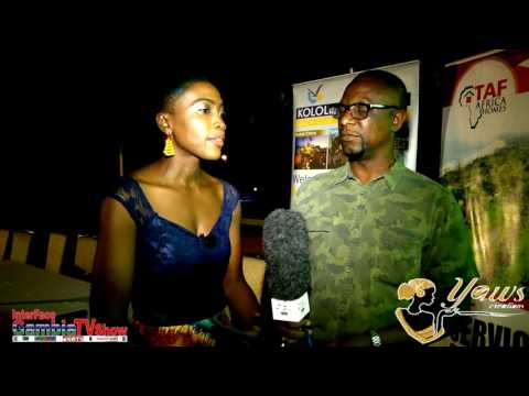 InterFace Gambia TV Live From The Gambia @Yaws's Fashion Night