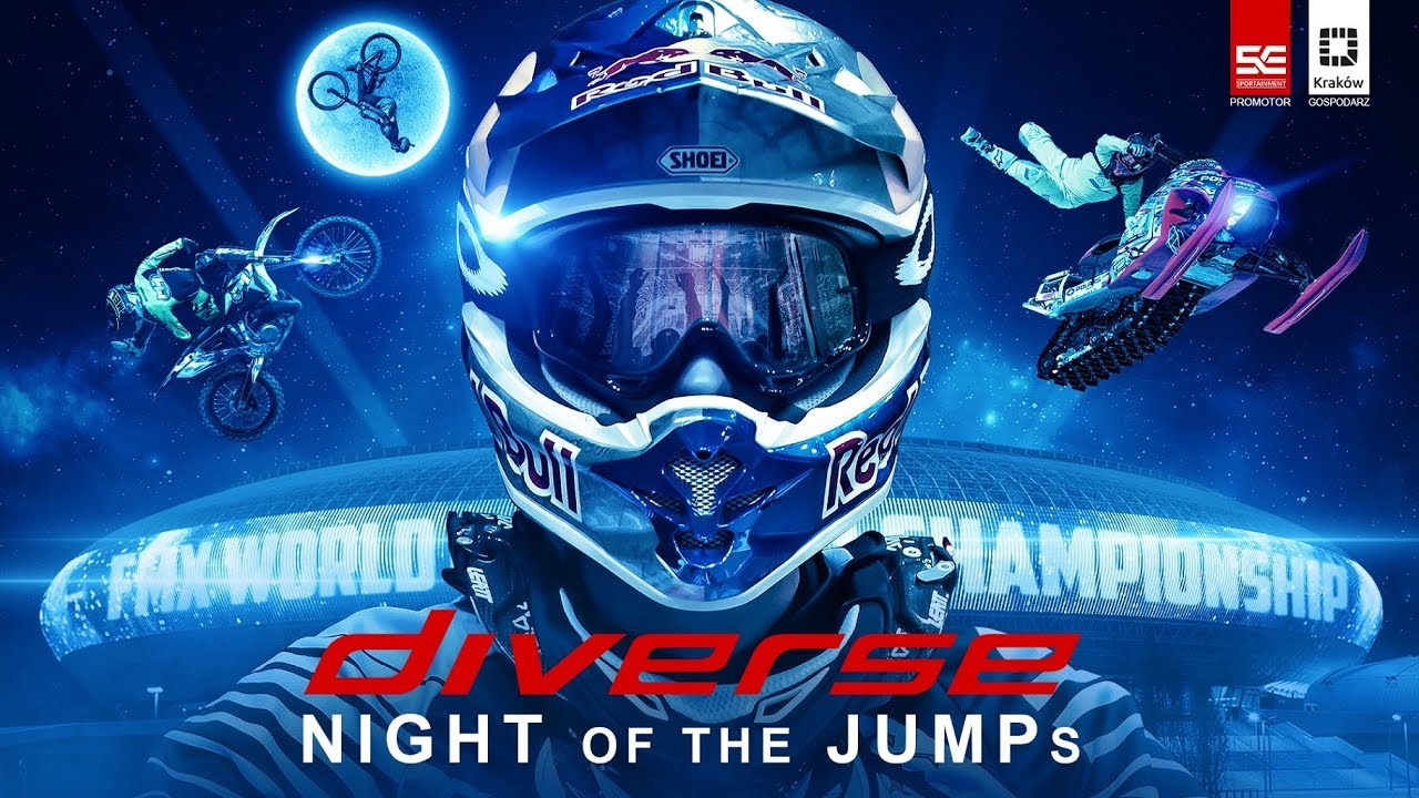 Diverse NIGHT of the JUMPs - Kraków 2018 (promo)