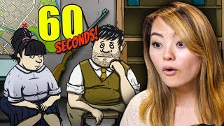 WE HAVE NO IDEA WHAT WE'RE DOING | 60 Seconds