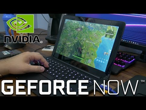 Is Gaming Streaming The Future? - Geforce Now Review