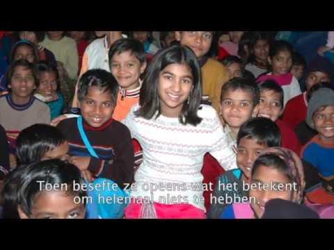 Lifestory Neha Gupta, The International Children's Peace Prize, Lespakket