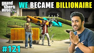 THE BIGGEST BANK HEIST EVER | GTA V GAMEPLAY #121