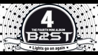 BEAST \ B2ST - 비스트 -  LIGHTS GO ON AGAIN - TRACK #2 - BEAUTIFUL - AUDIO [HD]