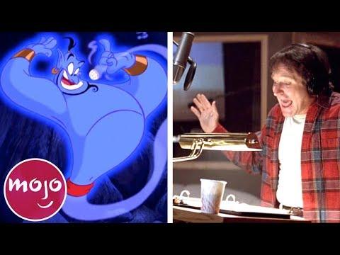 Top 10 Best Celebrity Voice Actor Performances in Disney Movies