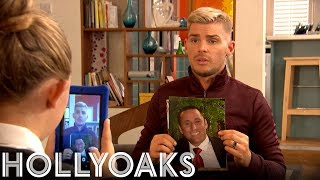 Hollyoaks: Ste's Message to Tony
