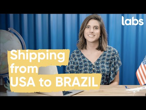 Best mailing services to shipping from the USA to Brazil (2019)