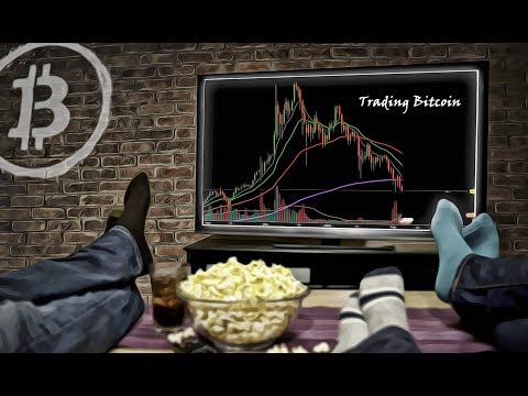 Trading Bitcoin – From Table Mountain, BTC had a little jump