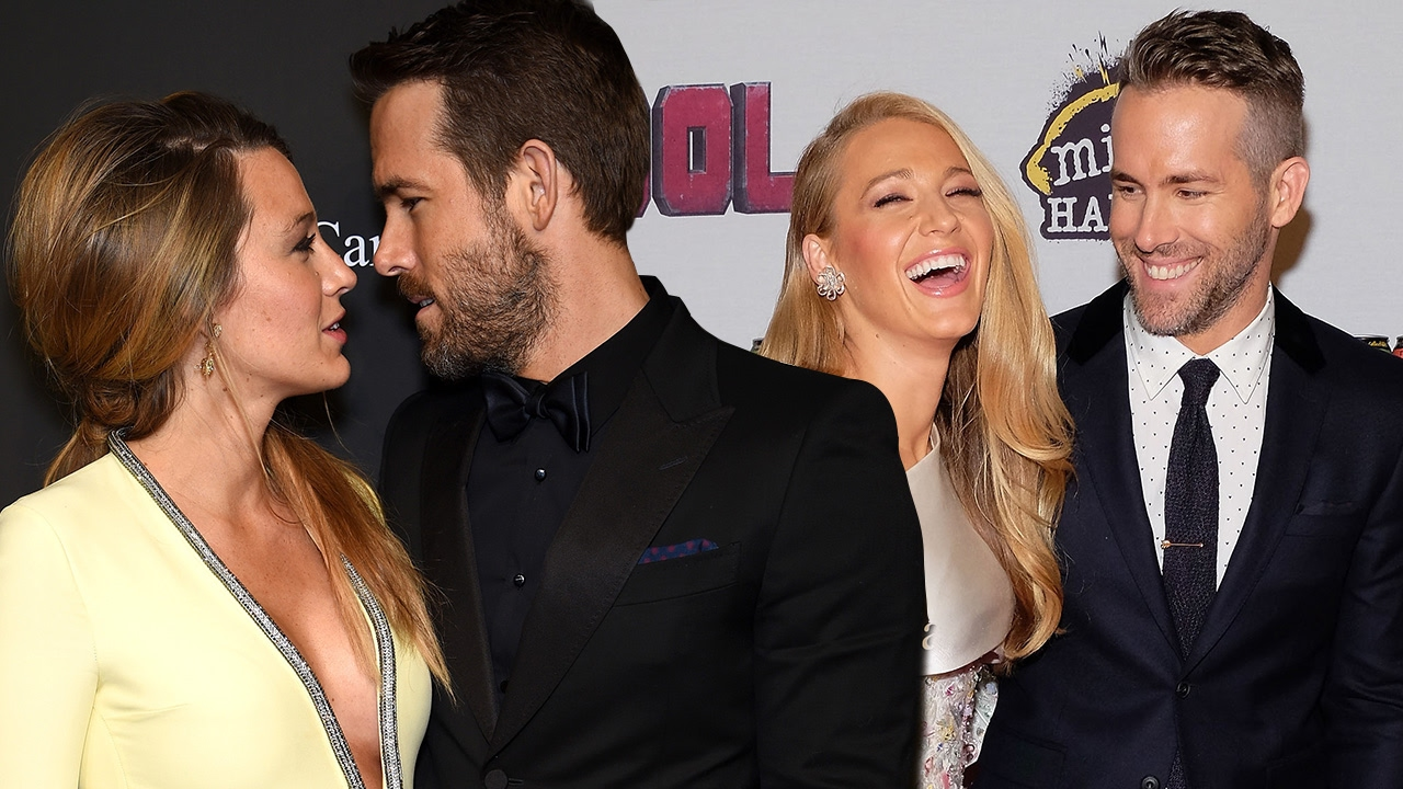 Blake Lively Gives Husband Ryan Reynolds a Sweet Shout-Out in Her New Movie A ...