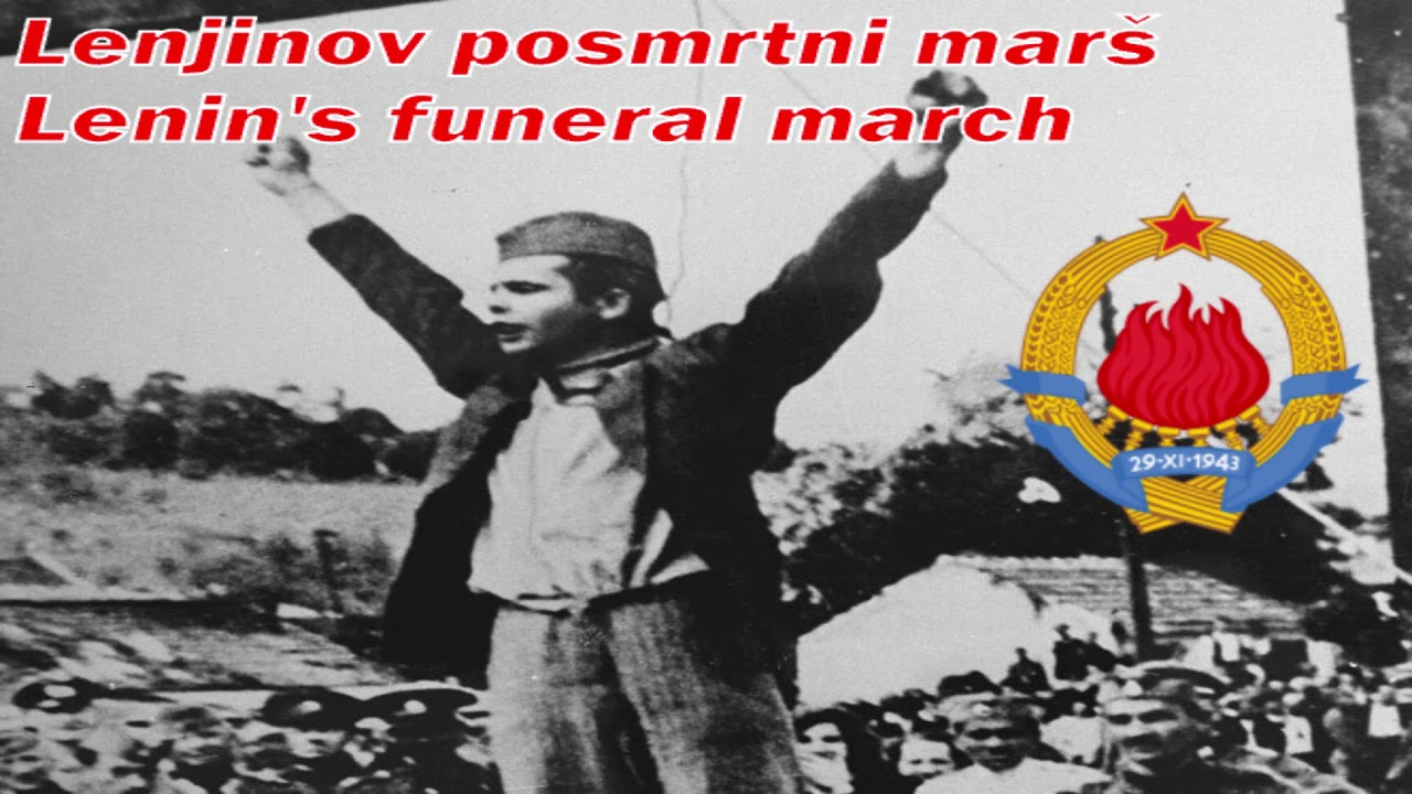 posmrtni mars