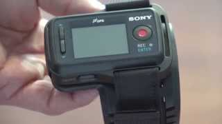 01. How to Connect the Live-View Remote and Sony Action Cam by Wi-Fi