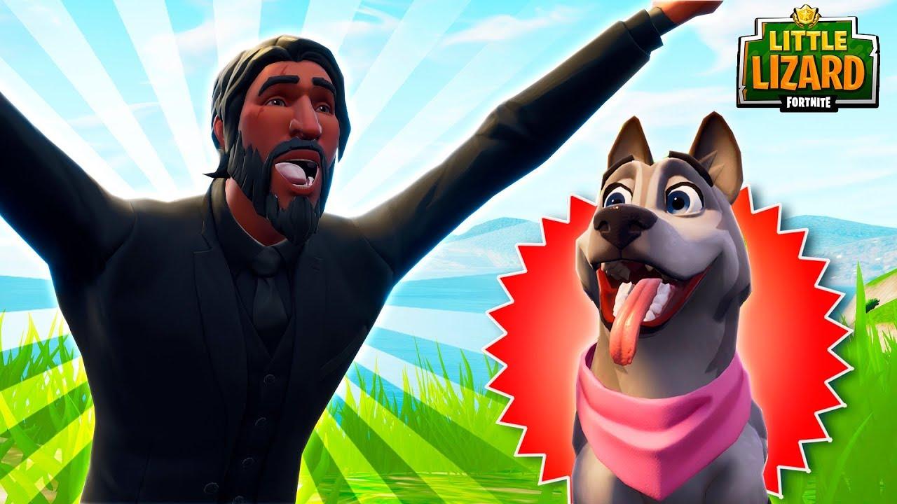 john-wick-s-puppy-speaks-new-pets-season-6-fortnite-short-films