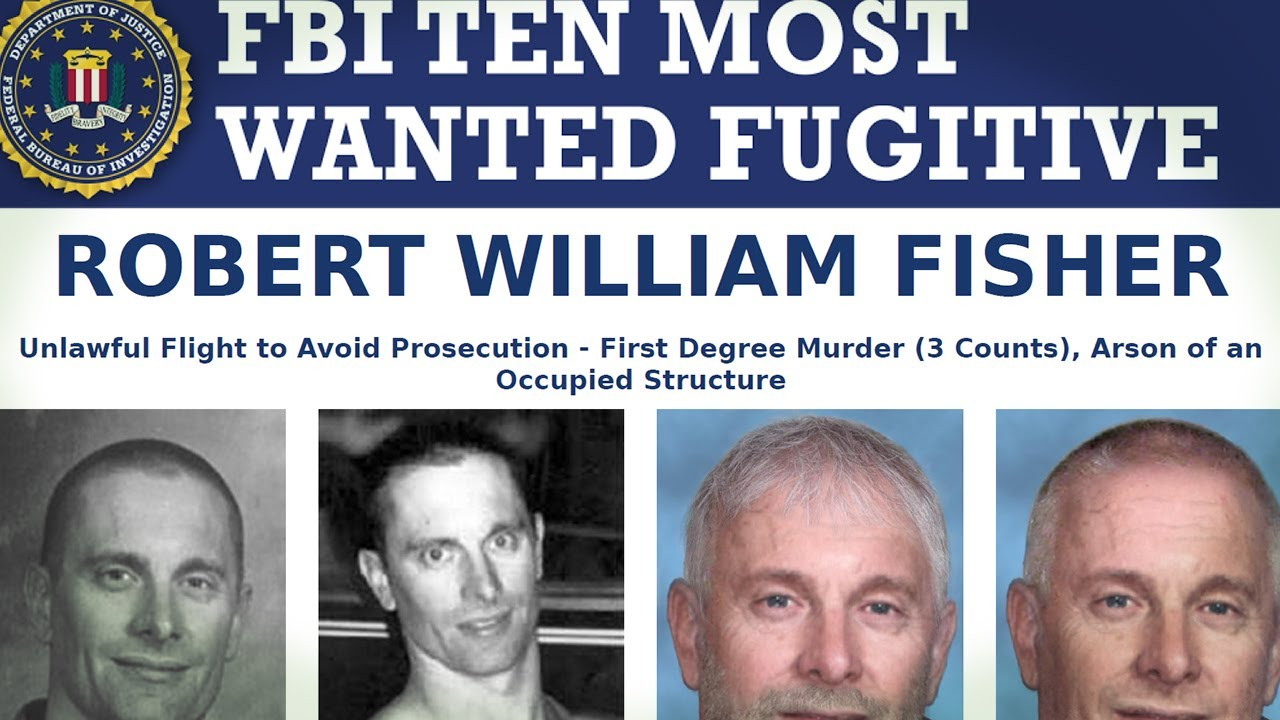 Download STILL MISSING: The Robert Fisher fugitive case, one of the FBI's Ten Most Wanted, 20 years later