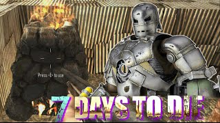 7 Days To Die - Forging Iron Man (E018)