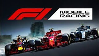F1 Mobile Racing Android Game Play