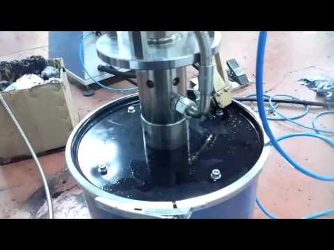 Thiokol - Poliüretan - Silikon Temizlik Pompası / www.twocomponentextruder.com