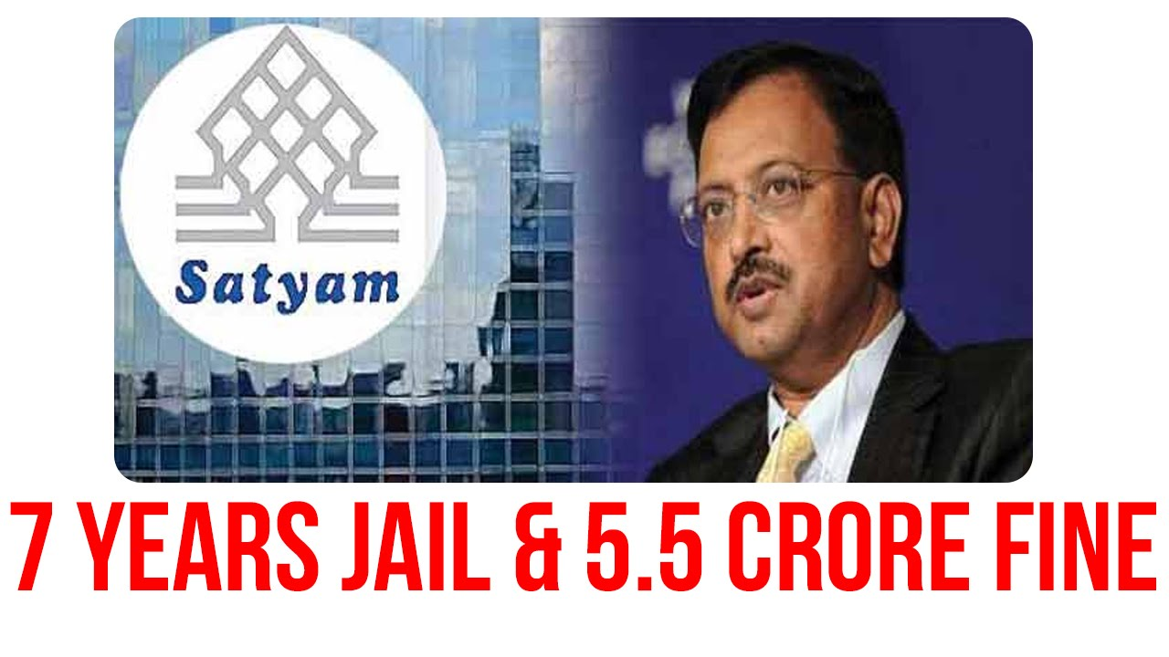 Image result for Satyam Fraud