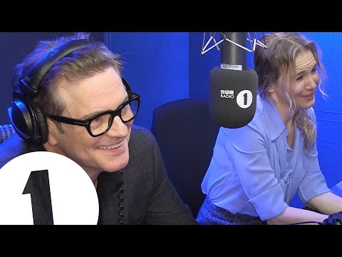 Bridget Jones's Baby - Renée Zellweger & Colin Firth talk to Nick Grimshaw