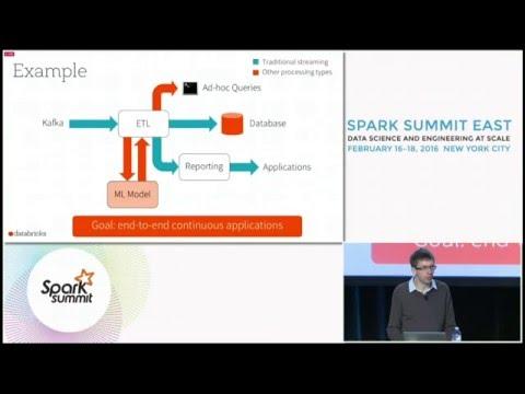 Day 1 Keynotes - Spark Summit East 2016 - #SparkSummit
