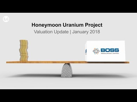 Boss Resources Ltd (ASX:BOE) Excellent Field Leach Results as Uranium Lifts Off the Canvas