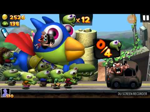 Zombie Tsunami HNT chơi game Tsunami Zombie vui nhộn #63 New 63
