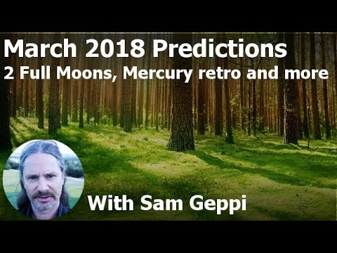 March 2018 Vedic Astrology Predictions