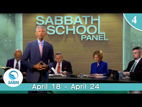 Sabbath School Panel by 3ABN - Lesson 4: The Bible–the Authoritative Source of Our Theology   2020