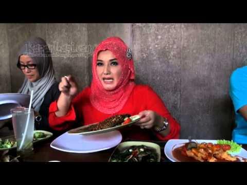 Intip Evie Tamala Wisata Kuliner di Jombang, Yuk!