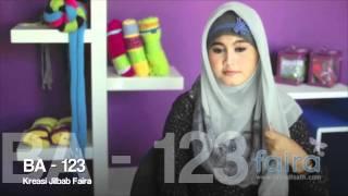 Hijab Tutorial Faira | Kreasi Jilbab Fai...