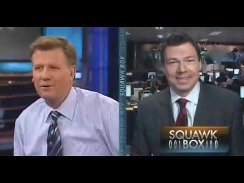 CNBC Squawk Box Discusses The Man Thong!