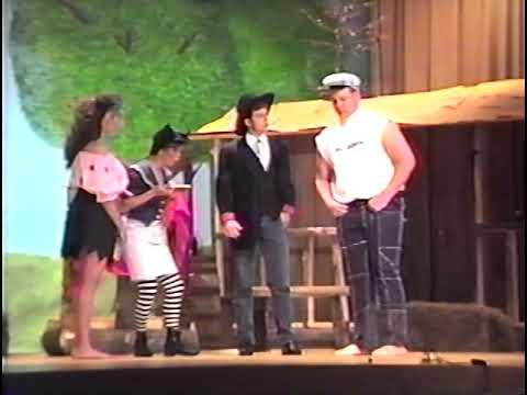 Flomaton High School Drama Club Presents Lil' Abner 1993