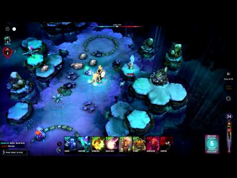 Chaos Reborn - Ranked Match - Auzarius vs Ekkiejj ~ (0.25 Steam)  