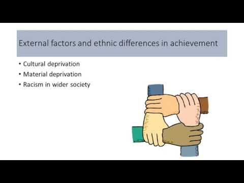 06 Ethnicity & Education (External Factors)