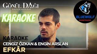 Cengiz Özkan &Engin Arslan-Efkar Karaoke Resimi