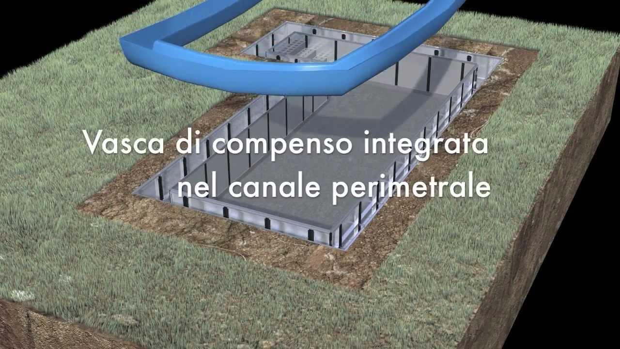 Montaggio Piscina Laghetto Bluespring 3D - YouTube