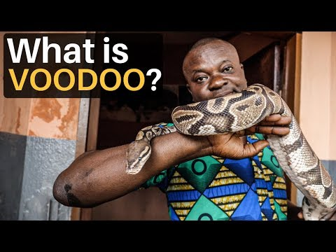 What is VOODOO? (West African Religion)