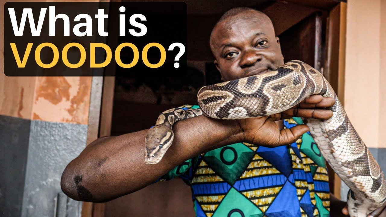 What Is Voodoo >> What Is Voodoo West African Religion