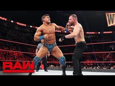 EC3 vs. Dean Ambrose: Raw, Feb. 4, 2019