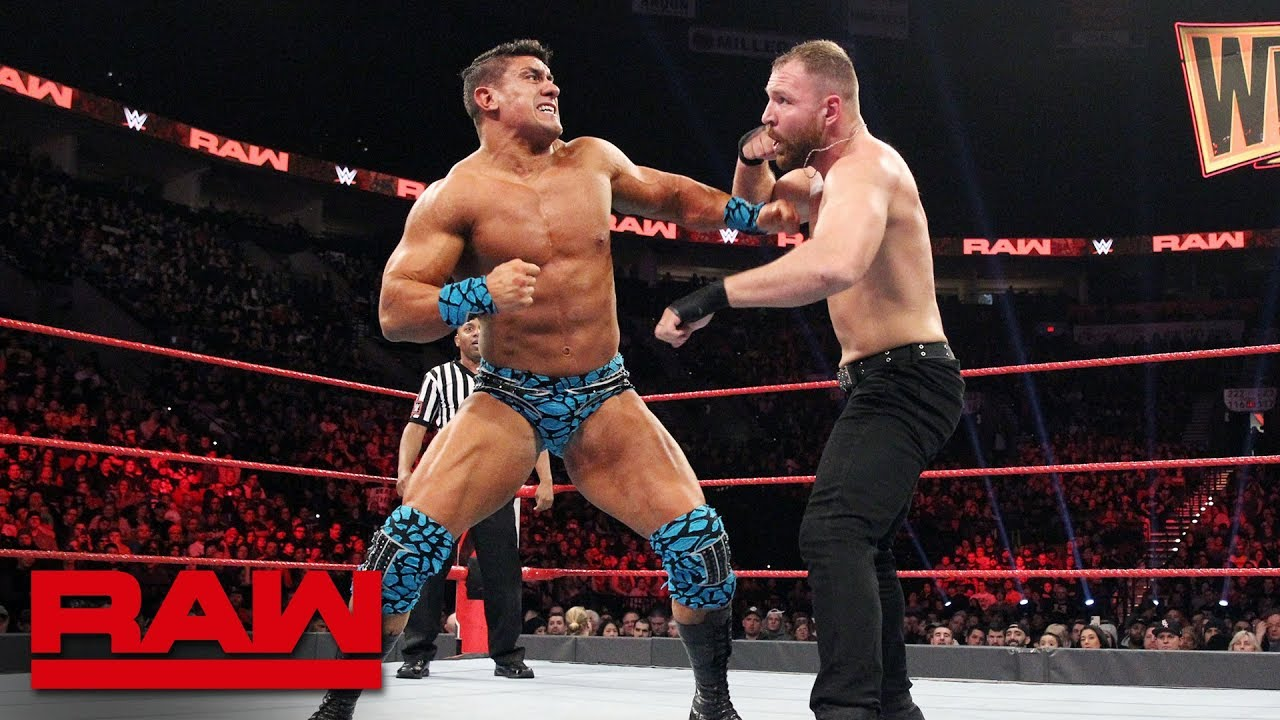 EC3 vs. Dean Ambrose: Raw, Feb. 4, 2019
