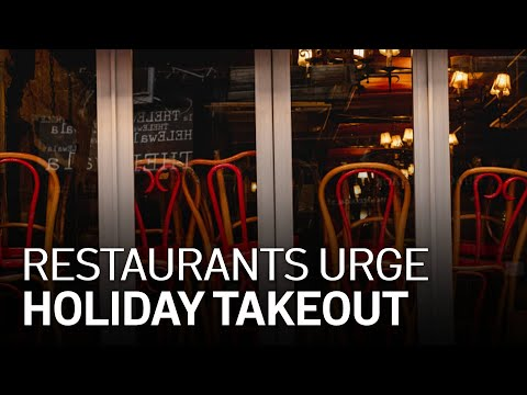 Bay Area Restaurants Hope Thanksgiving Takeout Orders Can Help Them Survive