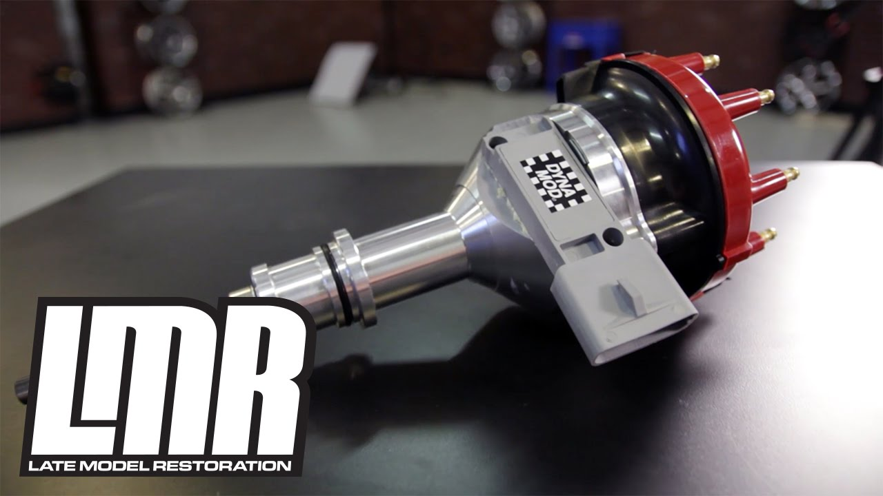 small resolution of mustang distributor install performance distributors hot forged aluminum distributor 86 93 5 0l youtube