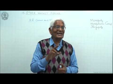 Comparison Between Different Markets Class XII Economics by S K Agarwala