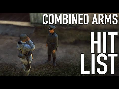 Battlefield 5 - Combined Arms Gameplay: Hit List (Arras) thumbnail
