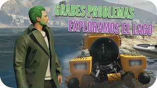 GTA V ONLINE PS4 LOCURAS Y MOMENTOS DIVERTIDOS CON SUBS GAMEPLAY ESPAÑOL