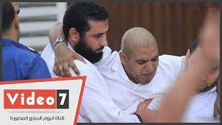 """قاضى """"فض اعتصام رابعة"""" يخلى سبيل متهم مصاب بالسرطان.. والتأجيل لـ1 نوفمبر"""