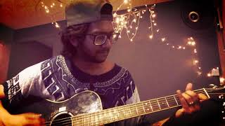 XPDC - Apa Nak Dikata - Acoustic Cover ( solo , vocal , gitar )