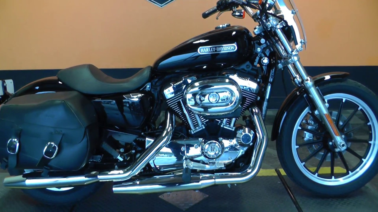 Harley Davidson Used >> 448247 - 2009 Harley Davidson Sportster 1200 Low - XL1200L ...
