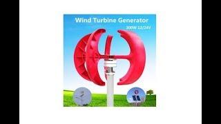 Cyrob : Présentation de l'éolienne