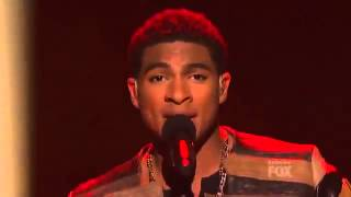 Arin Ray - Hero The X Factor USA 2012 (Thanksgiving week) Live Show 6